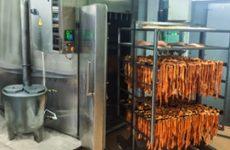 Коптильная камера ЭКОНОМ для горячего и холодного копчения ККА (камера коптильная автоматическая)