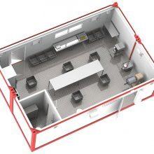 Модульные цеха для переработки мяса