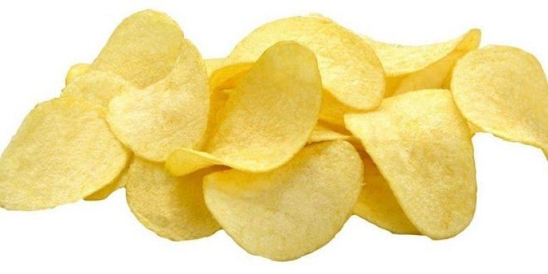 Линия производства чипсов
