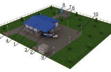 Модульный молочный мини-завод 502 (500 кг молока в сутки) фасовка в полиэтиленовые пакеты)