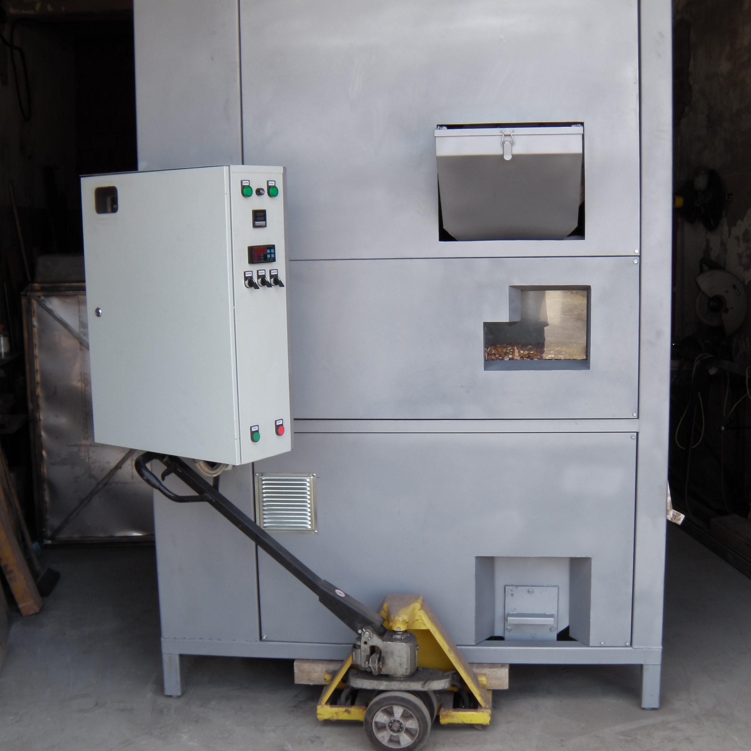 Оборудование для переработке арахиса и семян подсолнечника
