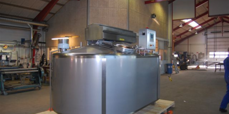 Сыроварня — Ванна сыродельная от 100 л. и более